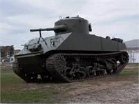 1942 Conversion Tank